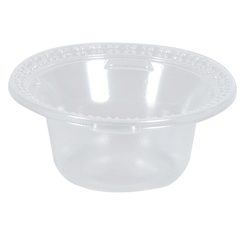 DIXDD05C - 5 oz. Plastic Dessert Dish