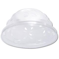 DIXDD05DL - Dome Lid fits 5 oz. and 8 oz. Plastic Dessert Dish