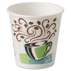 DXE5310DX - Dixie® PerfecTouch® 10 oz. Hot Cups