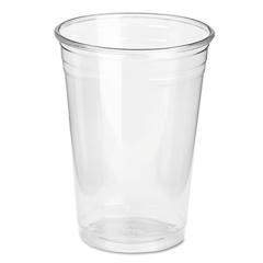 DXECP10DX - Dixie® Clear Plastic PETE 10 oz. Cold Cups