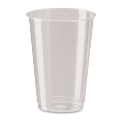 DXECP12DX - Dixie® Clear PETE Plastic Cold Cups