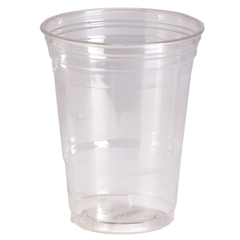 DXECP16DX - Dixie® Clear PETE Plastic Cold Cups