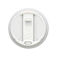 DXETP9542 - Dixie® Smart Top™ Reclosable Lids for Hot Cups