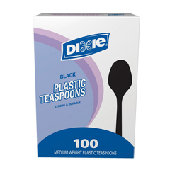 DIXTM507 - Heavy Mediumweight Plastic Cutlery