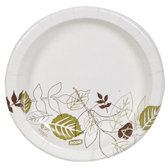 DIXUX9WS - Pathways™ 8.5 Paper Plates Wise Size