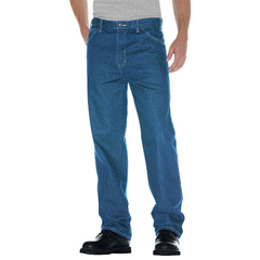 DKI13293-SNB-36-34 - DickiesMens Relaxed-Fit Jeans