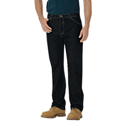 DKI14293-THK-40-30 - DickiesMens Regular-Fit Straight Fit 6-Pocket Jeans
