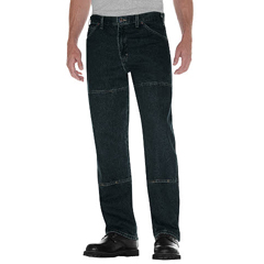 DKI15293-THK-46-30 - DickiesMens Relaxed-Fit Workhorse Jeans