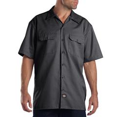 DKI1574-CH-S - DickiesMens Short Sleeve Work Shirts
