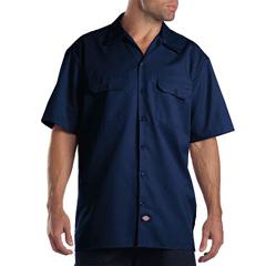 DKI1574-DN-2X - DickiesMens Short Sleeve Work Shirts