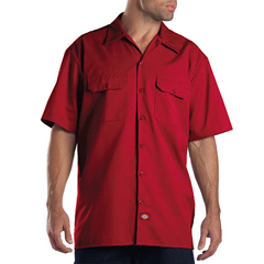 DKI1574-ER-XL - DickiesMens Short Sleeve Work Shirts