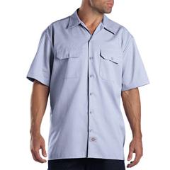DKI1574-LB-L - DickiesMens Short Sleeve Work Shirts