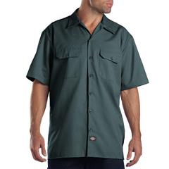 DKI1574-LN-XL - DickiesMens Short Sleeve Work Shirts