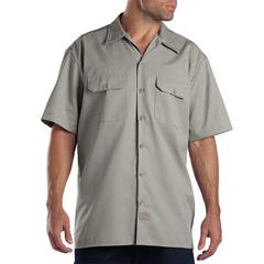 DKI1574-SV-2X - DickiesMens Short Sleeve Work Shirts