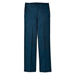 DKI17262-DN-28-30 - DickiesBoys Adult Size Flat Front Pants