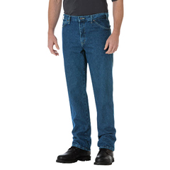 DKI17293-SNB-33-30 - DickiesMens Regular-Fit 5-Pocket Jeans