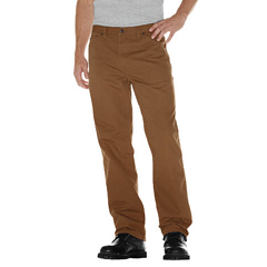 DKI1939-RBD-34-30 - DickiesMens Rinsed Utility Jeans