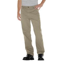 DKI1939-RDS-40-30 - DickiesMens Rinsed Utility Jeans