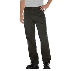 DKI1939-RMS-32-32 - DickiesMens Rinsed Utility Jeans
