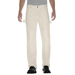 DKI2053-NT-38-36 - DickiesMens Double-Knee Painters Jeans