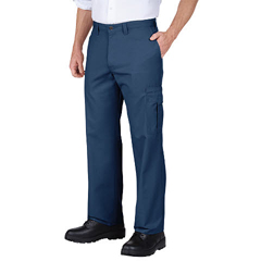DKI2112372-NV-38-32 - DickiesMens Industrial Relaxed-Fit Cargo Pant