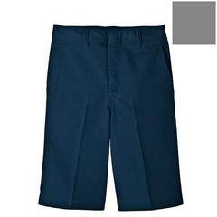 DKI42562-SV-10 - DickiesBoys Plain-Front Extra-Pocket Shorts