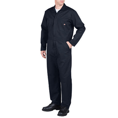 DKI48611-DN-L-RG - DickiesMens Twill Long Sleeve Coverall