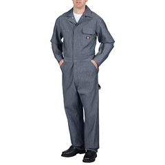 DKI48977-FS-2X-RG - DickiesMens Cotton Long Sleeve Coveralls