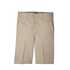 DKI54562-KH-10-RG - DickiesBoys Plain-Front Shorts