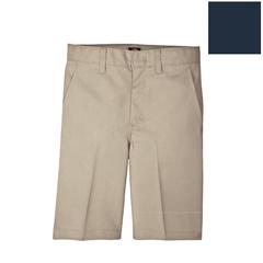 DKI54562-DN-20-RG - DickiesBoys Plain-Front Shorts