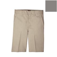DKI54562-SV-8-RG - DickiesBoys Plain-Front Shorts
