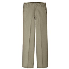 DKI56362-DS-7-RG - DickiesBoys Elastic Plain-Front Pants