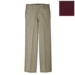 DKI56362-BY-4-RG - DickiesBoys Elastic Plain-Front Pants