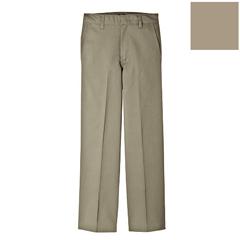 DKI56362-KH-4-S - DickiesBoys Elastic Plain-Front Pants