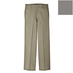 DKI56362-SV-6-RG - DickiesBoys Elastic Plain-Front Pants