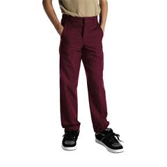 DKI56062-BY-14 - DickiesBoys Husky Plain-Front Pants