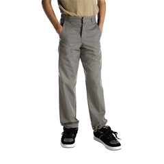 DKI56562-SV-12-RG - DickiesBoys Flat-Front Pants