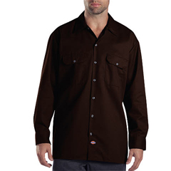 DKI574-DB-S - DickiesMens Long Sleeve Work Shirts