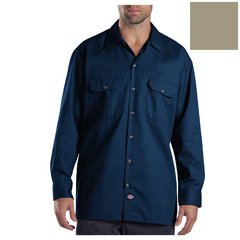 DKI574-DS-LT - DickiesMens Long Sleeve Work Shirts