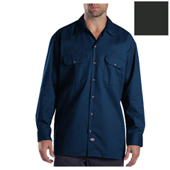 DKI574-OG-LT - DickiesMens Long Sleeve Work Shirts