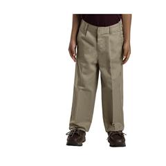 DKI58362-KH-6-S - DickiesBoys Elastic Pleated Pants