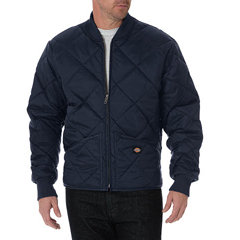 DKI61242-DN-4X - DickiesMens Nylon Quilted Jackets