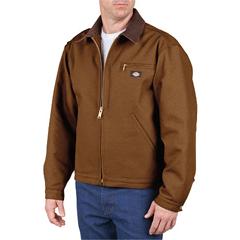 DKI758-BD-2T - DickiesMens Duck Blanket Lined Jacket