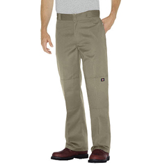 DKI85283-KH-34-32 - DickiesMens Double-Knee Work Pant