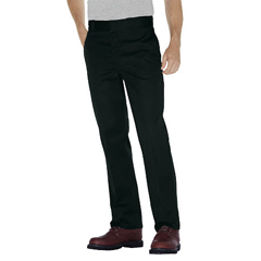 DKI874-GH-31-34 - DickiesMens Plain-Front Work Pant