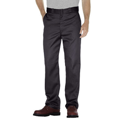 DKI874-RTR-38-34 - DickiesMens Plain-Front Work Pant