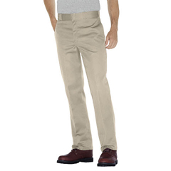 DKI874-ST-32-30 - DickiesMens Plain-Front Work Pant
