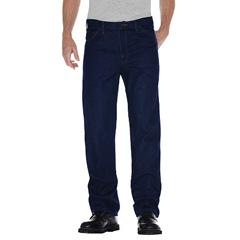 DKI9393-RNB-34-30 - DickiesMens 5-Pocket Jeans