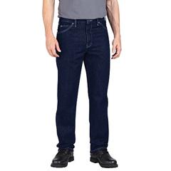 DKIC993-RNB-34-UL - DickiesMens Industrial Jeans