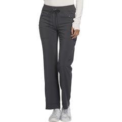 CHRCK100AT-PWPS-XS - CherokeeWomens Infinity® Mid Rise Tapered Leg Drawstring Pants